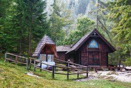 Finžgarjeva kapelica
