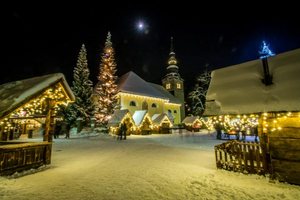 Advent in Kranjska Gora