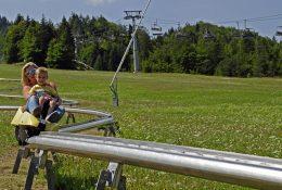 Tematsko-orientacijski park in obratovanje žičnic Kranjska Gora