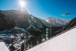 FIS Skisprung Weltcup Finale Planica 2021