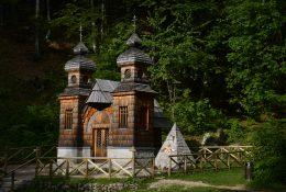 Experience the story of the Russian Chapel with the AR app