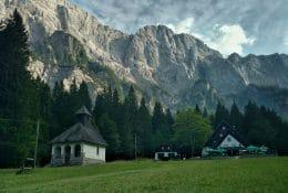 Planica Valley and Tamar