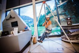 Virtual experience of Slovenian mountains