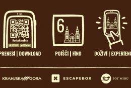 Doživi zgodbo Ruske kapelice z AR aplikacijo
