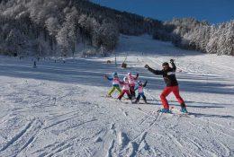 Skikindergarten für Kinder (bis 6 Jahre)