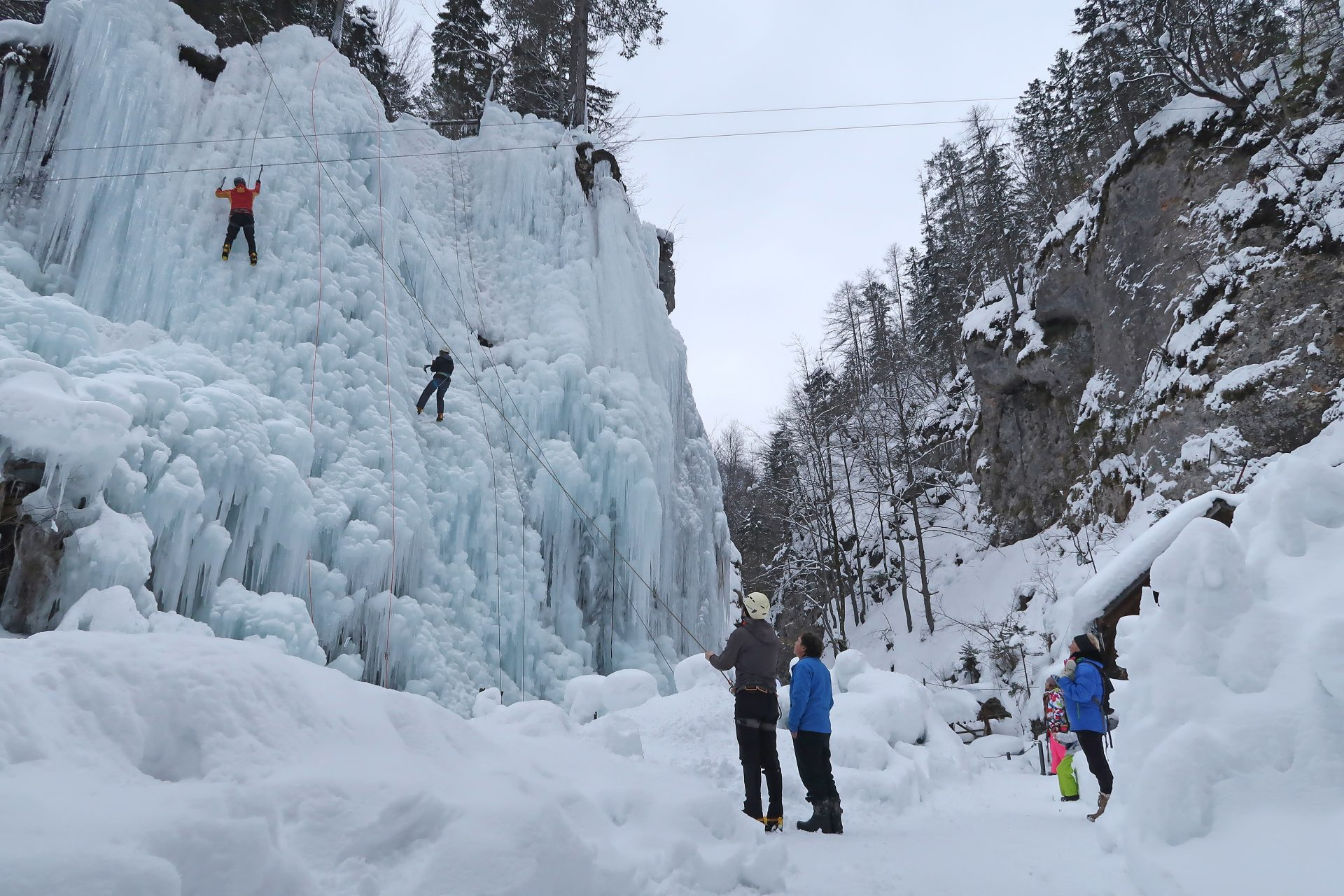 ledno plezanje
