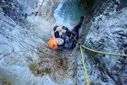Adrenalinski izlet okoli Julijskih Alp