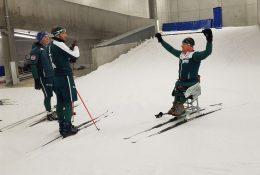Svetovni pokal v teku na smučeh in biatlonu športnikov invalidov prvič v Sloveniji