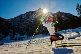 Uspešno izpeljan prvi I FEEL SLOVENIA Svetovni pokal v teku na smučeh in biatlonu športnikov invalidov