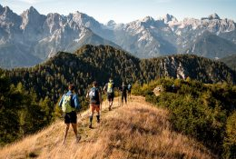 Julian Alps Trail Run
