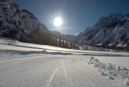 Urejenost smučarsko-tekaških prog v destinaciji Kranjska Gora