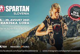 Na Spartan Race Kranjska Gora 2021 hosted by I feel Slovenia s turističnim bonom