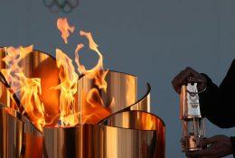 Olimpijska bakla: Potovanje slovenske bakle po občinah