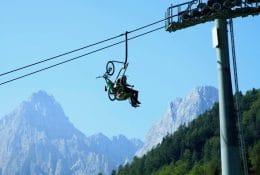 Bike Park Kranjska Gora ponovno odpira svoja vrata