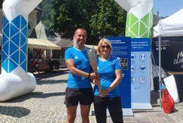 Slovenska Olimpijska bakla na poti v Tokyo ponovno na destinaciji Kranjska Gora