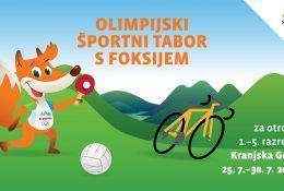 Olimpijski športni tabor s Foksijem