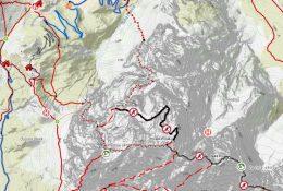 ZAPRT zgornji del Hanzove poti na Prisojnik