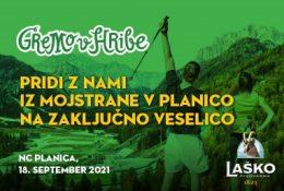 Let's go to the mountains -  the final hike to Planica