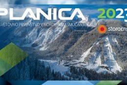Odštevamo dneve do FIS svetovnega prvenstva v nordijskem smučanju Planica 2023!