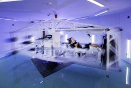 Nov laboratorij za gravitacijsko fiziologijo Instituta »Jožef Stefan«